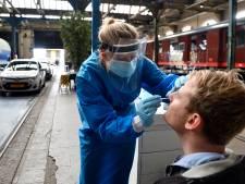 Steeds verder reizen voor een coronatest in provincie Utrecht: 'Laat dan maar zitten'