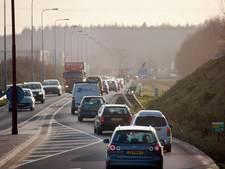 Rondweg-Oost bij Veenendaal mega-knelpunt