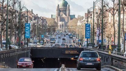 Leopold II-tunnel in Brussel weer open voor verkeer