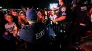 Paniek op festival in Central Park New York: geluid van omvallend hekwerk lijkt op geweerschoten