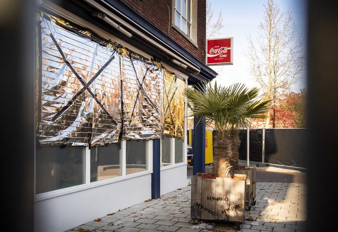 Aan de Van Leeuwenhoekstraat in Enschede werden vier mannen doodgeschoten.