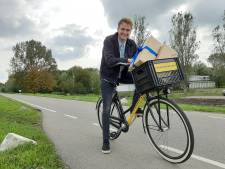 Guy sjeest rond met Delftsche Doosch: 'Zo helpen we de ondernemers in Delft een beetje'