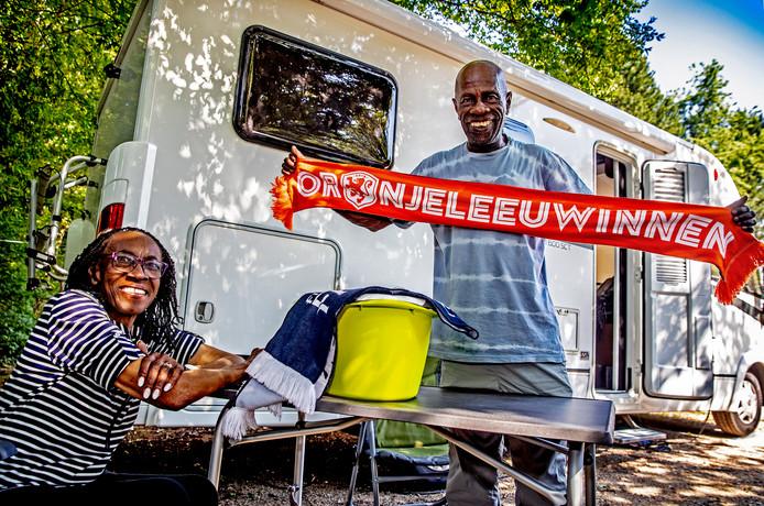 Suriname Nederland voetbal