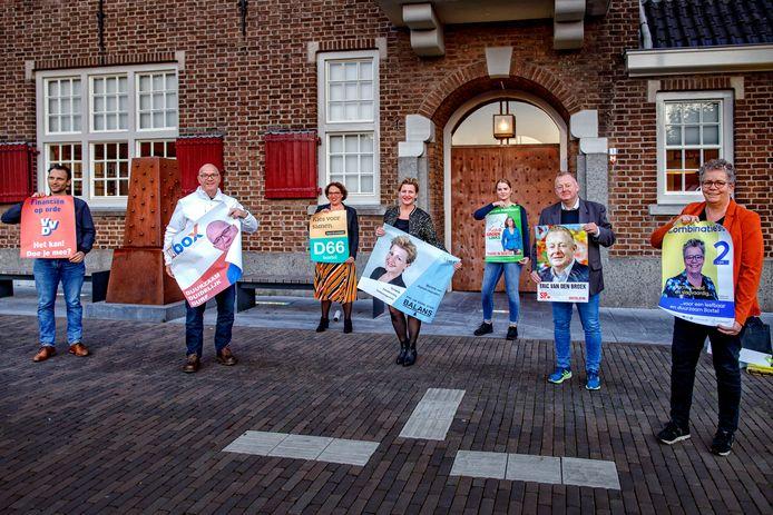 Boxtel maakt zich op voor nogal vreemde verkiezingen: corona maakt alles anders. Maar: zo veel mogelijk kiezers naar de stembus trekken blijft de inzet.