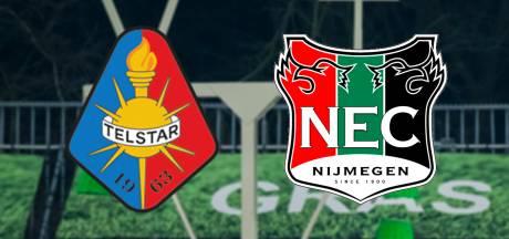 LIVE: NEC wil ritme terugvinden tegen Telstar