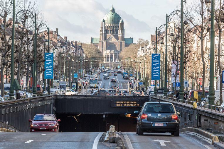 De renovatie van de Leopold II-tunnel zou in 2018 starten.