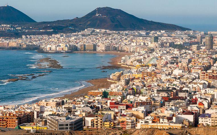Volgens de politie moest het lijken alsof N.A. (38) naar Gran Canaria op vakantie kwam.