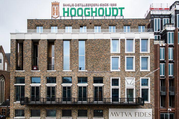 Het sociëteitsgebouw van Vindicat in Groningen