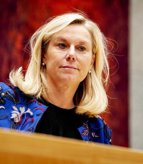 Minister Kaag: overleg met ASML over export chipmachines