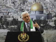 "Israël veut ""renverser"" Abbas en cas d'Etat de Palestine"