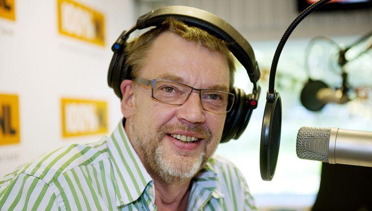 Bekende Utrechter Henk Westbroek. Beeld ANP