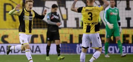 LIVE | Vitesse jaagt op tweede treffer in vermakelijke return