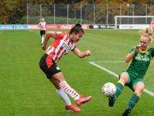 Esmee Brugts bezorgt PSV Vrouwen in blessuretijd zege op ADO