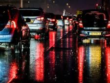 Vertraging op A1 door ongeval tussen Rijssen en Bathmen
