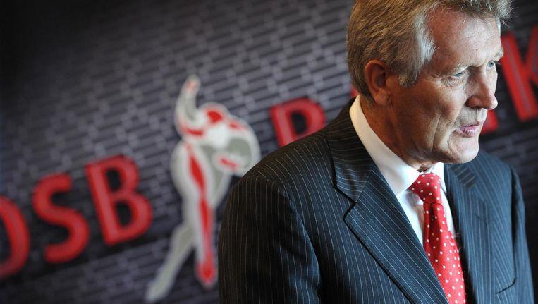Volgens Dirk Scheringa zijn DNB en Financiën medeschuldig aan het faillissement van zijn DSB bank. Beeld ANP