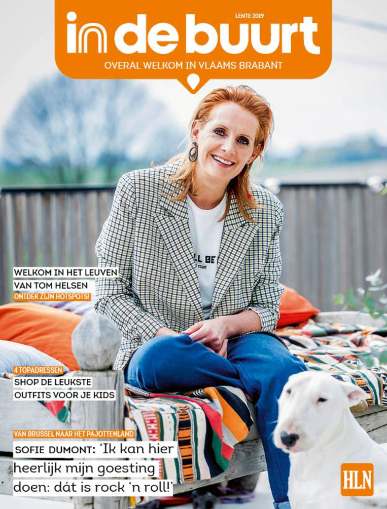 Je vindt In de buurt Magazine op dinsdag 30 april GRATIS bij Het Laatste Nieuws. Tips, adresjes en warme gesprekken uit en over jouw regio: je vindt het allemaal in 'In de buurt'.