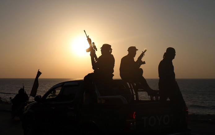 Jihad-strijders