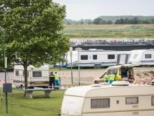 Stel ruziet flink op camping, beiden na steekpartij naar ziekenhuis