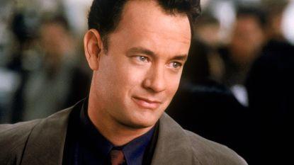 Tom Hanks moest op het laatste nippertje afzeggen voor 'Friends'