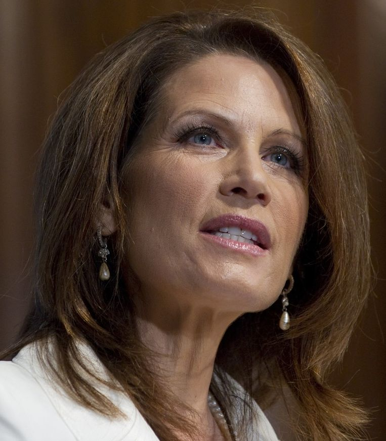 Michele Bachmann Beeld afp