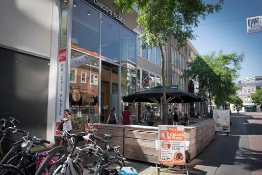 Chico's Place in de Arnhemse Looierstraat.