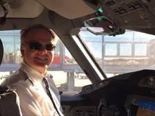 Nederlandse piloot in recordtijd van New York naar Londen