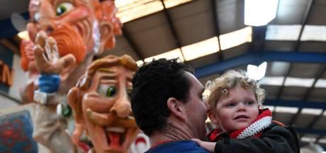 Open dag Kielegatse carnavalswagenbouwers: 'We kunnen wel wat nieuwe aanwas gebruiken'