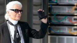 Er komt een nieuwe biografie over Karl Lagerfeld aan
