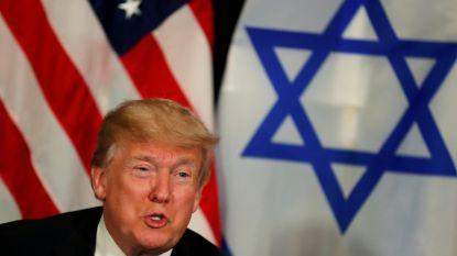 """Trump houdt buigen-of-barstenstrategie voor Palestijnen aan: """"Geld blijft bevroren"""""""