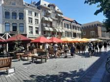 LIVE | Terrassen vol na heropening van de horeca, gemoedelijke sfeer in regio
