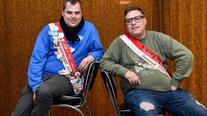 Benno en Thierry doen gooi naar titel Prins Carnaval