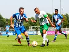 FC Eindhoven in de hitte onderuit tegen fel Al-Ahli