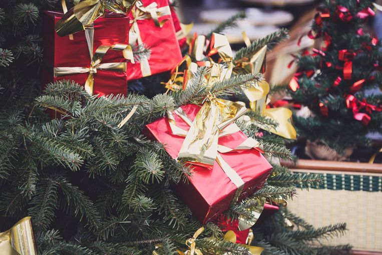 Tijd om die kerstboom weer op te bergen.