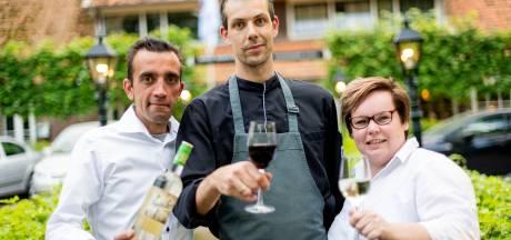 Lezersmenu juni 2018: Hotel-restaurant Tante Sien in Vasse