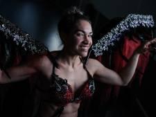 Stofzuigen op naaldhakken voor EK en WK: Anke IJsveld doet aan natural bodybuilding