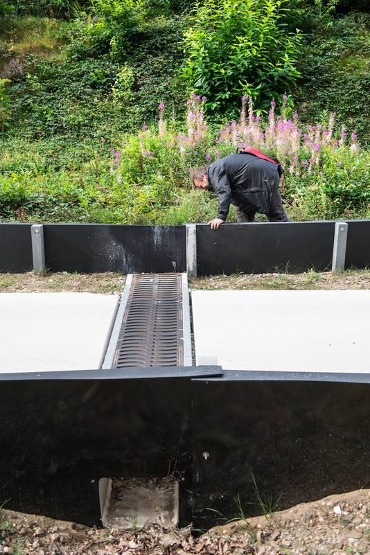 De 'gebarsten' tunnels die de gemeente Berg en Dal laat vervangen.