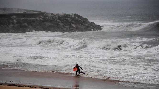 Storm Barbara doodt zestiger en veroorzaakt grote stroompanne in Zuid-Frankrijk