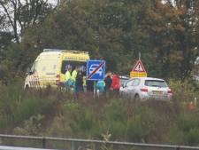 Geen gewonden bij autobotsing in Kaatsheuvel