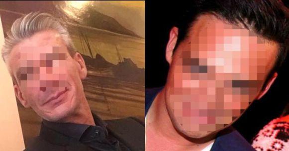 Steven V.G. en Kristof D.R. zitten allebei in de gevangenis.