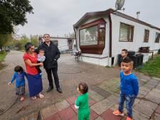 Verzet tegen Roma-rijtjeshuizen bij villawijk Scheifelaar II