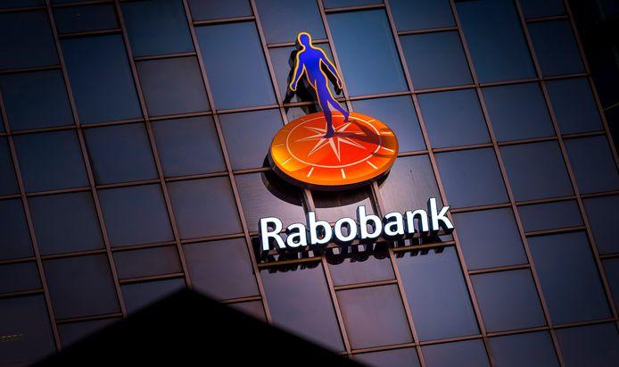 Exterieur van het hoofdkantoor van de Rabobank.
