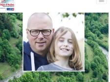 Oisterwijker lost belofte aan  overleden dochtertje in: niet twee maar drie keer de Alpe d'Huez op