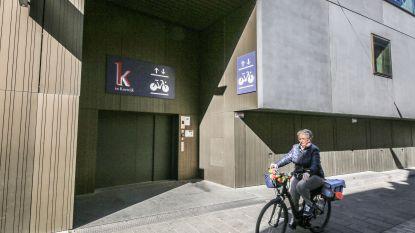 Binnenkort nieuw in fietsparking onder K: kluisjes met stopcontacten om elektrische fietsen op te laden