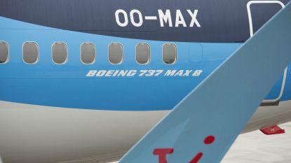 TUI fly neemt nieuwste Boeing-vliegtuig in dienst