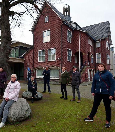 Gemeentehuis Ossendrecht in de race voor monumentenstatus