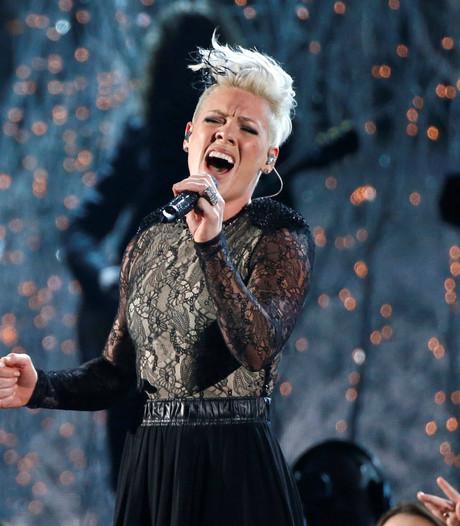 Pink krijgt oeuvreprijs MTV