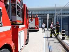 Gebouw van ASML ontruimd in Veldhoven: kleine brand op het dak