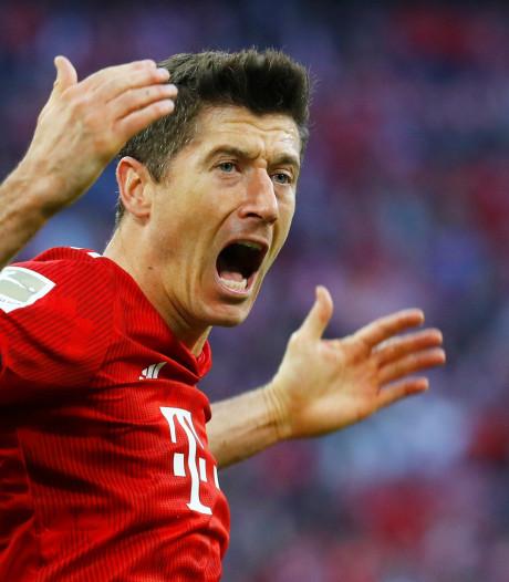 """Lewandowski met la pression sur les dirigeants du Bayern: """"Il faut des renforts"""""""