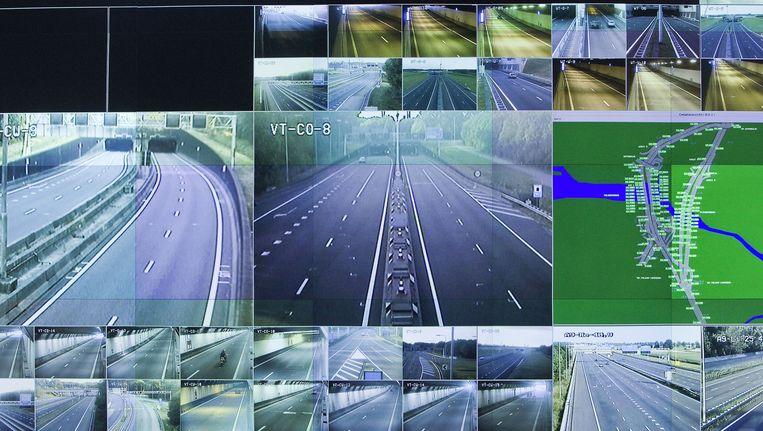 Handig gebruik van verkeersdata kan veel files voorkomen. Beeld anp
