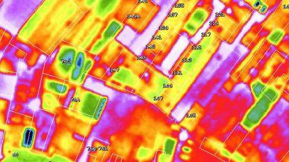 Gemeente Herne checkt vanuit de lucht of uw dak geïsoleerd is
